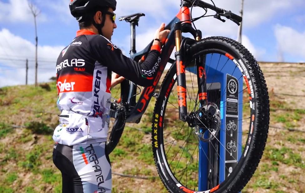 PRIO Bike Corner